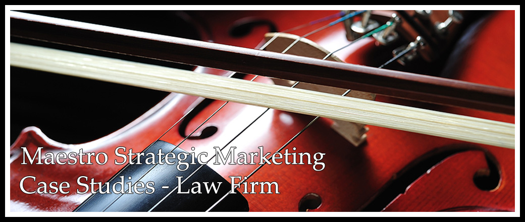 Case study law firm
